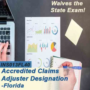 Accredited Claims Adjuster Course Image
